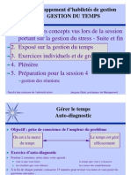 Session 3 Gestion Du Temps