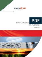 Low Carbon Growth Plan for Australia