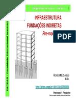5.1 - Processos 1 - Fundações - Indireta - Prémoldadas
