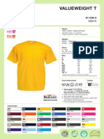 19218 10 Ps 9Tricou-Valuewight-T