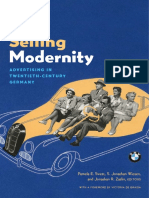 Pamela E. Swett (Ed.), S. Jonathan Wiesen (Ed.), Jonathan R. Zatlin (Ed.)-Selling Modernity_ Adve