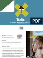 Tabble - Manu Velasco