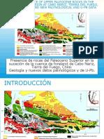 On the Presence of Upper Paleocene Rocks Palinología y Zircones