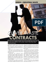How to Negotiate Waste Collection Contracts
