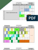 Revisi 2 Jadwal Kuliah Blok 24 Per 09 April