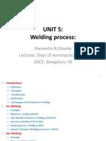 Unit 5 Welding Process