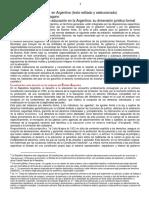 1.El Derecho a La Educación en Argentina