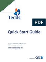 Tedds Quick Start Guide (AU)