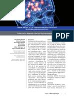 Actualización en Los Criterios Diagnósticos de Los Trastornos Neurocognitivos