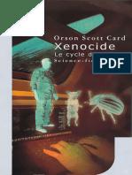 Xenocide - Card,Orson Scott.epub