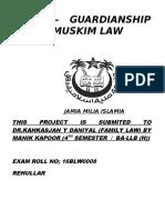 MUSLIM LAW.docx