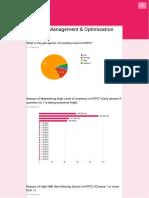 Inventory Management & Optimisation