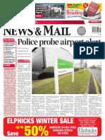Police Probe Airport Alert