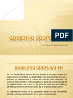 gobierno cooperativo