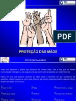Treinamento - Proteção Das Mãos