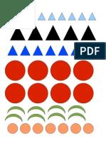 símbols montessori per imprimir