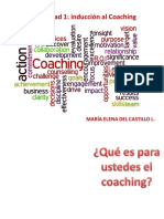 Introduccion Al Coaching