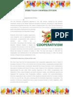 Day of Peruvian Cooperativism