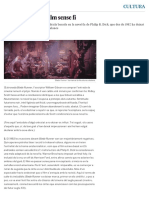 'Blade runner', el film sense fi | Cultura | EL PAÍS Catalunya
