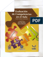 Evaluación de Competencias en El Aula.desde El Enfoque Socioformativo