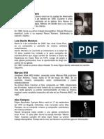 Biografia de Cinco Cantantes Cristianos
