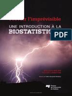 Une Introduction a La Biostatistique