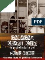 Caracas Clash City 2018 III Edición