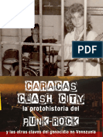 Caracas Clash City 2018 III Edición