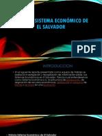 Sistema Economico de El Salvador Mixto