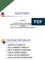 Auditoria Medica Modulo Dr Olivos Ayacucho