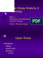 1a. Upper Anatomy & Physiology