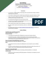 cian mulvey curriculum vitae 09-04-18