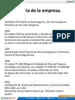 NT Historia de Hytera.
