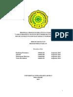 PKM-K Varian Manggo RICE ( BAB 4, Dan 5 Belum Pak )