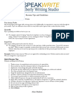 resume tips and guidelines - final agdocx