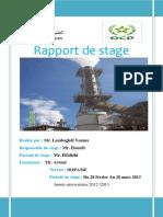 Raport de Stage