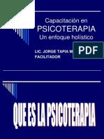 5 PSICOTERAPIA Enfoque Holisto