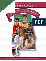 2015 alabama english language arts course of study