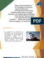 Balance Nacional & Prospectiva Del S.E.