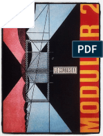 Le Corbusier - EL MODULOR II (1963) ⁞▪ AF