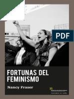 Nancy Fraser - Fortunas del feminismo.pdf