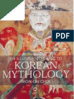 Korean Mythology by Earl DeMott