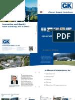 GK Brochure