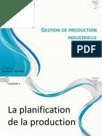 Pre Sentation 5 Production Industrielle