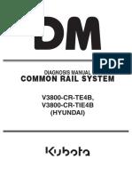 Kubota v3800 Cr Te4 Dm