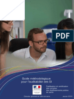 Dgos Guide Auditabilite Systemes Information