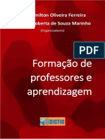 Livro_Formação de Professores e Aprendizagem