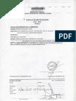Fiscalía sanciona a fiscal Juan Carrasco
