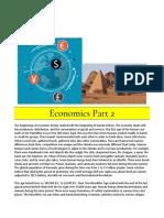 Economics Parts 2 and 3