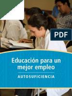 Educacion Para Un Mejor Empleo